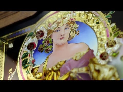 David A Smith - Reverse Glass, Gold Leaf Sign Artist