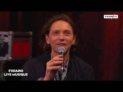 """Figaro Live Musique"" reçoit Raphaël"