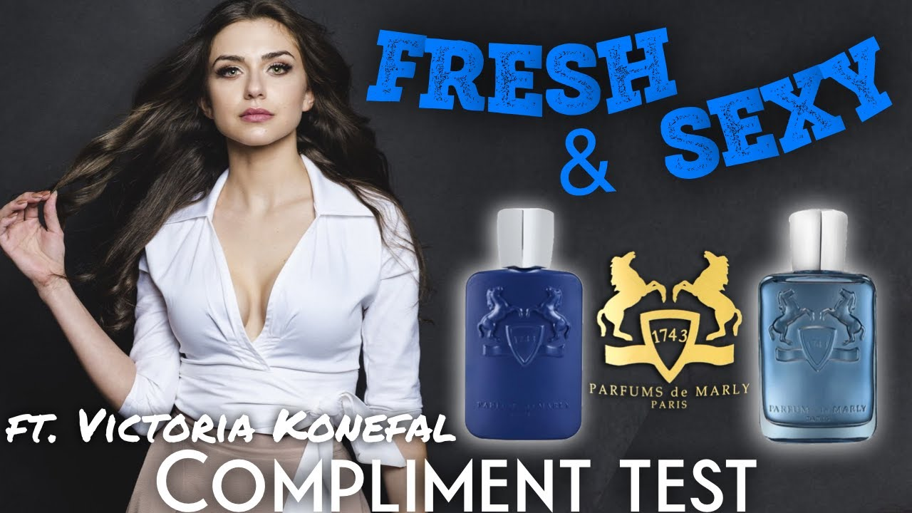 Download Sedley & Percival RATED with Special guest Victoria Konefal (Emmy Nominee)! Parfums de Marly