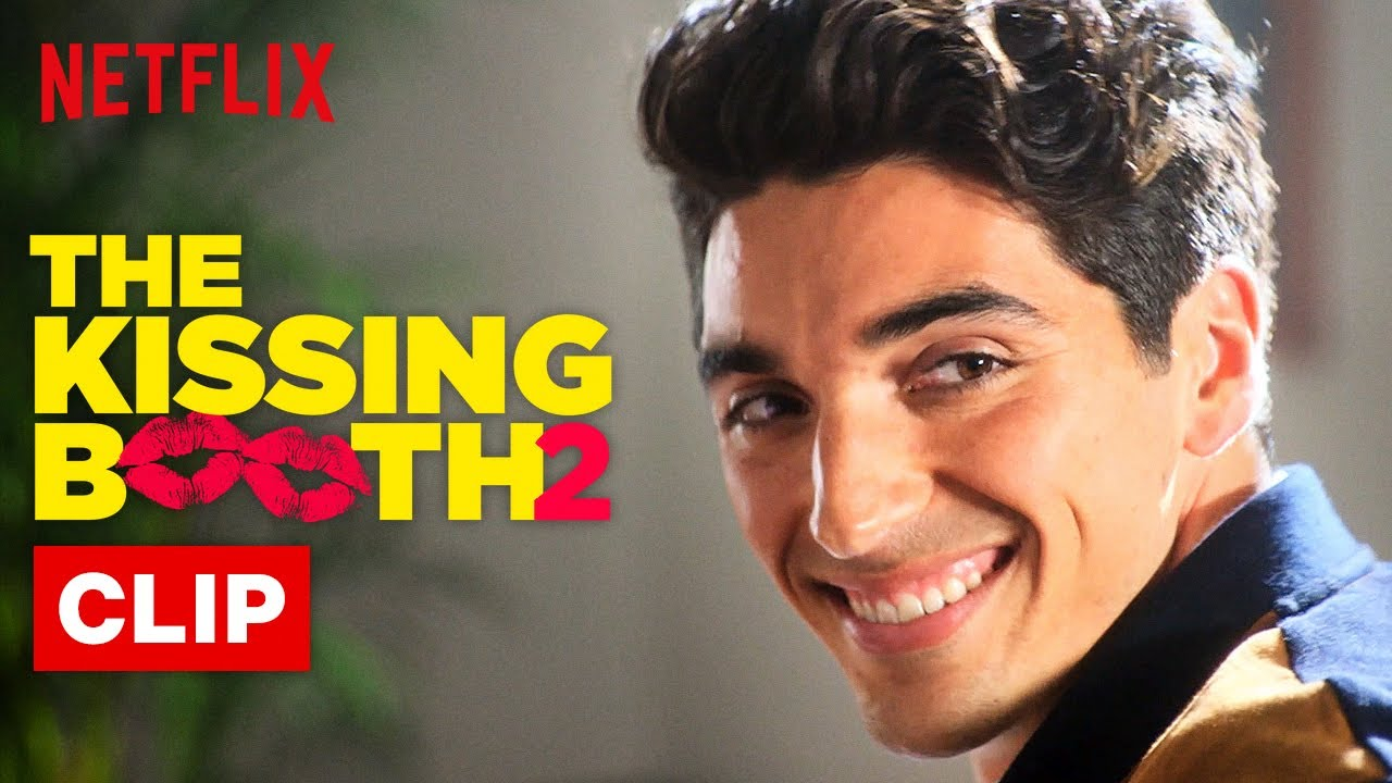 Download The Kissing Booth 2   Marco Is A Snack   Netflix