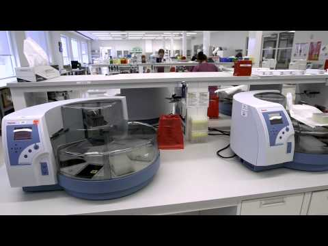 KingFisher for Automated DNA and RNA Extraction, Interview with Diatherix Laboratories