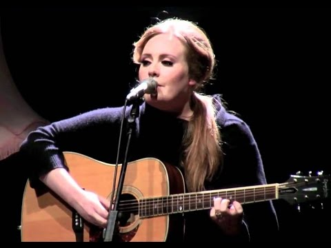 Send My Love (To Your New Lover) By Adele (Brand New Song 2015) Acoustic Version