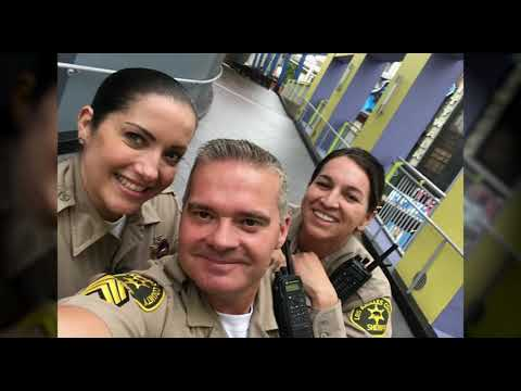 #LASD Detective Amber Joy Leist EOW Video