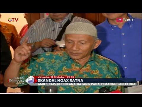 Amien Rais Ancam Ungkap Kasus Korupsi Lama di KPK - BIM 08/10