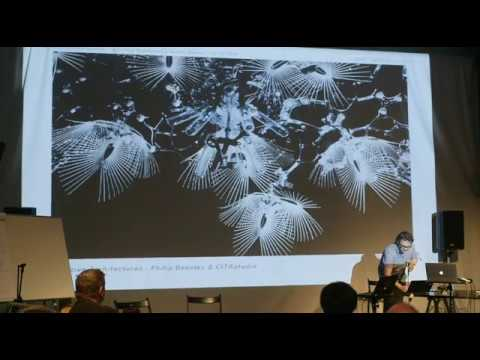 Cafe Neu Romance 2016: Phil Ayres: Robotics in Architecture - paradigms and perspectives