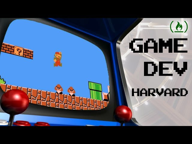 Super Mario Bros Programming Tutorial - CS50's Intro to Game Development