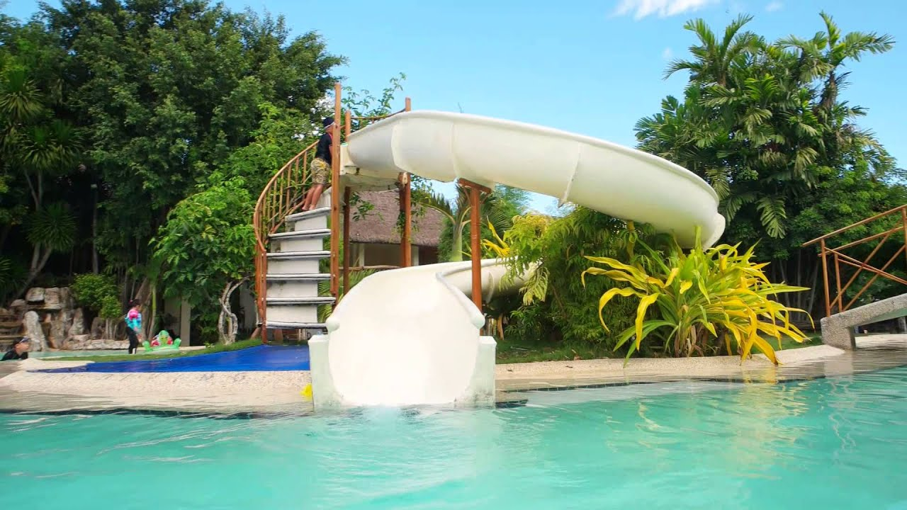 Maribago Bluewater Beach Resort 39 S Garden Wing Pool View In Mactan Island Cebu Youtube