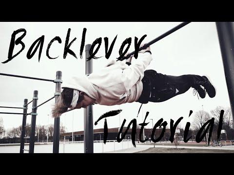 Backlever Tutorial (german)