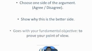 How to answer agree or disagree questions 009 Part 2/4