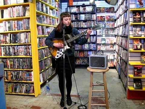 ANGEL OLSEN some things cosmic KIM'S VIDEO & MUSIC NYC April 16 2011