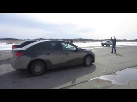 Chevrolet Cruze 109 л.с VS GRANTA 105 л.с Пермь