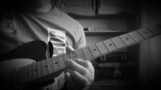 Сектор Газа- Наркоман соло гитара (разбор)
