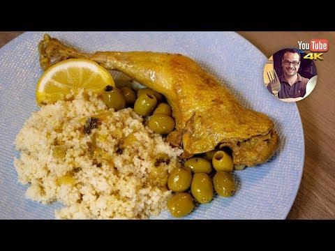 recette- -poulet-au-citron-et-aux-olives- -notre-repas-de-famille