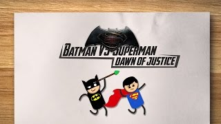 شرح قصة Batman v Superman: Dawn of Justice