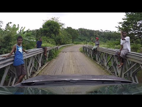 Geoff's Highway View :  Around Efate   Vanuatu