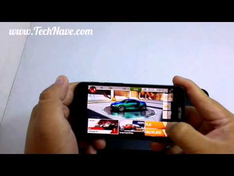 ASUS PadFone S gaming hands-on @ TechNave.com