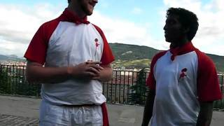 Update 3 - Running with the Bulls in Pamplona, Spain Thumbnail