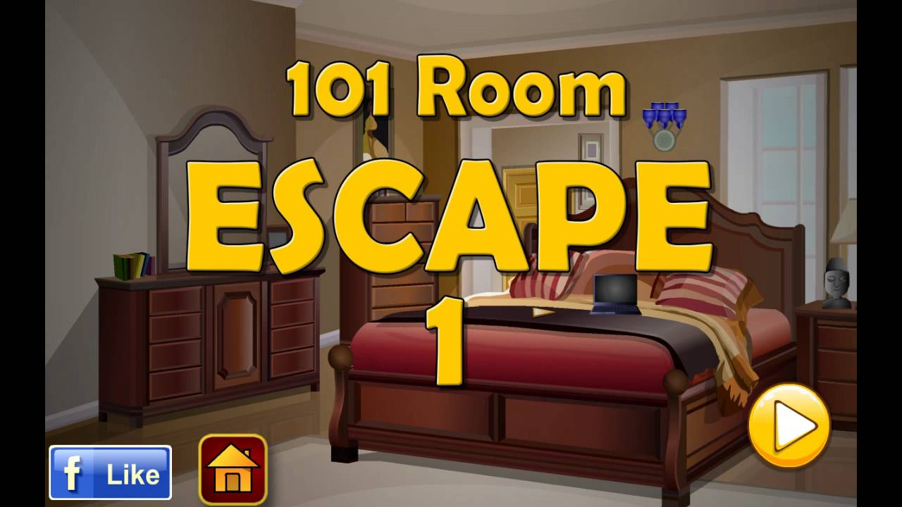 Classic Bedroom Escape Classic Door Escape 101 Room Escape 1 Android Gameplay Walkthrough Hd