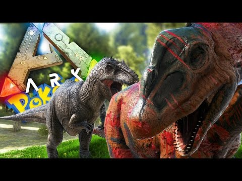LUCK IS TURNING OUR WAY - ARK: Survival Evolved (Pokemon) Ep #28