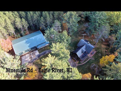 2181 Ninemile Rd | Eagle River, WI | Virtual Showing