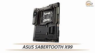 aSUS SABERTOOTH X99 - видеообзор материнской платы