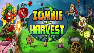 Zombie Harvest Android Gameplay