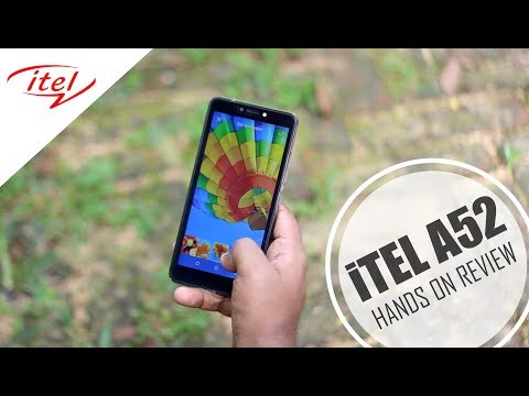 Itel A52 | Dual Camera Phone | TactBuzz
