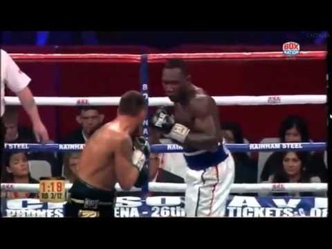 Tony Conquest vs Ovill McKenzie 12-04-2014