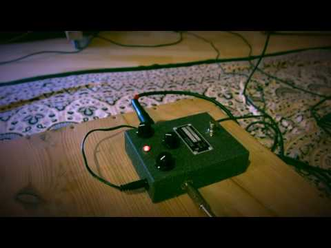 Maize Instruments Distortion Pedal Effect