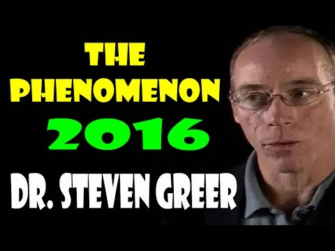 "Dr Steven Greer ""The Phenomenon"" / UFO & Aliens"