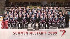 Kultaottelu Kärpät - JYP 14.4.2009