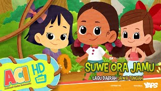 Lagu Suwe Ora Jamu - Animasi Cerita Indonesia (ACI)