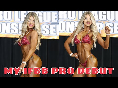 DAY: MY IFBB PRO DEBUT