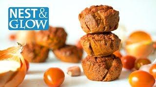 Fast Quinoa Sundried Tomato Muffins Recipe