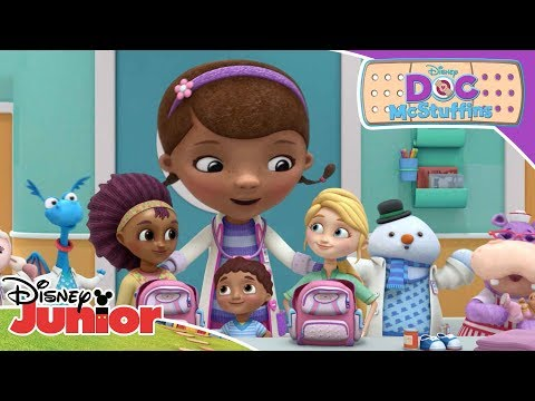 Music Compilation 🎶 | Doc McStuffins | Disney Channel Africa