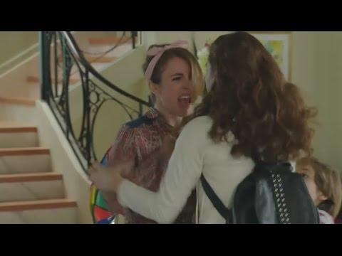 Love Divina - Sofia se pelea con Divina