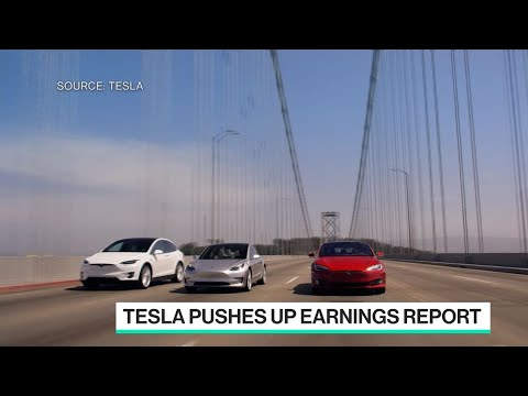 Why Tesla Pushed Up Q3 Earnings Report