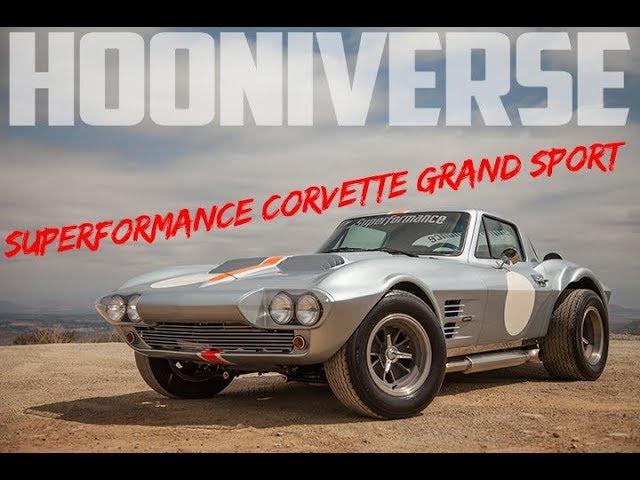 The Superformance Corvette Grand Sport is Modern History