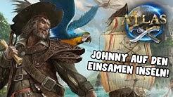 ATLAS Singleplayer 🧭 #01 Erster Spawn! Willkommen auf der Insel 🧭 [Gameplay/Deutsch]