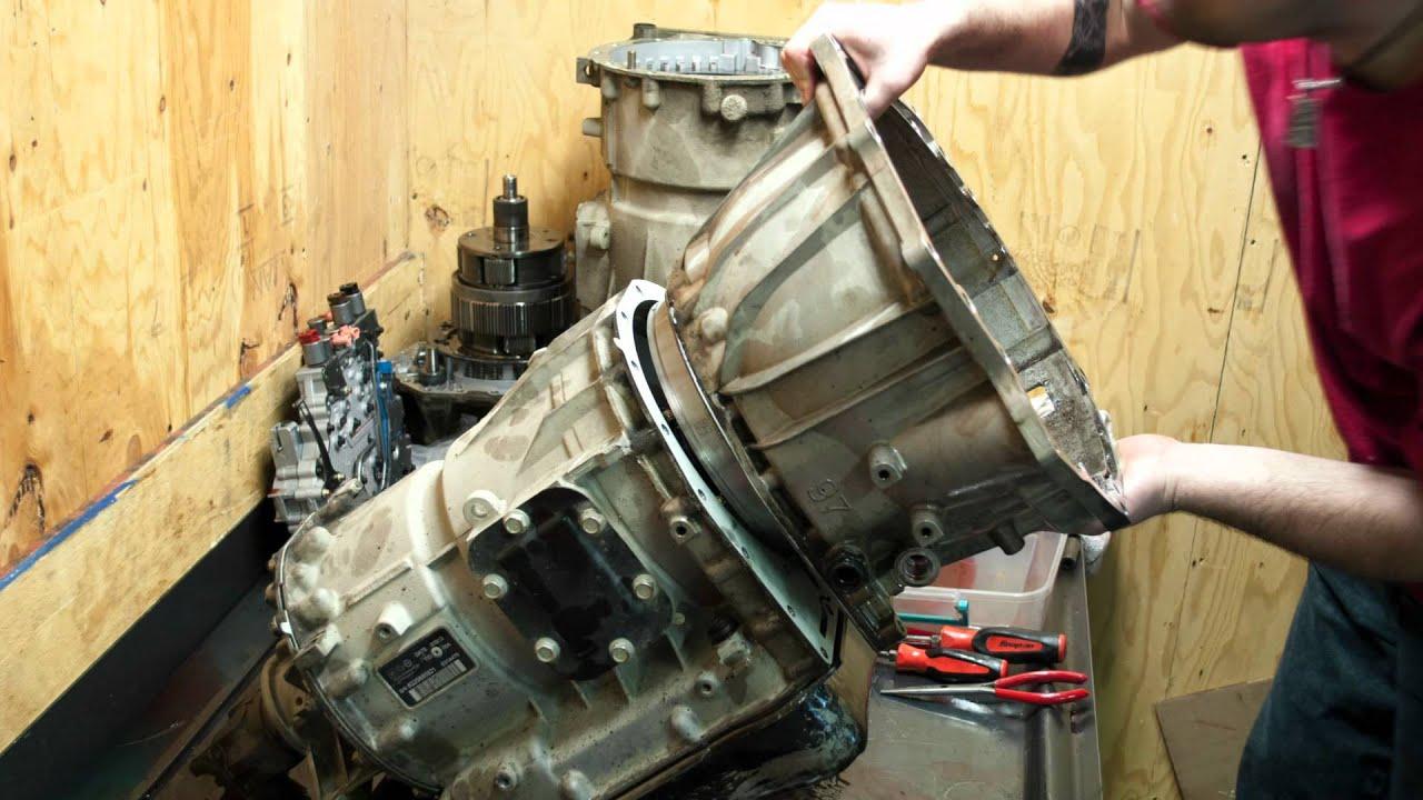 quick slide show of an allison build youtube rh youtube com allison 1000 transmission rebuild manual allison 1000 repair manual