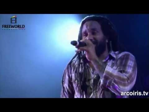 Kymani Marley - Rototom 2011 - Full Show