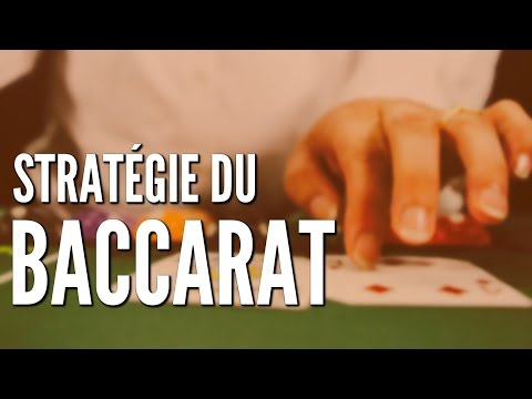 Strategie au jeu de Baccarat presente par Casino top 10