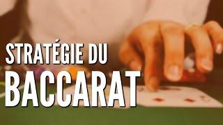Strategie au jeu de Baccarat presente par Casino top 10