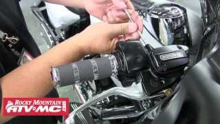 How To Install A Set Of Grips on a Harley Davidson Motorcycle (Models 2008 & Newer)