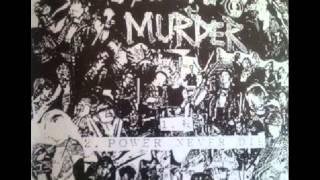 UNDEAD MURDER:殺/power never die(1992.japanese crust hardcore punk )