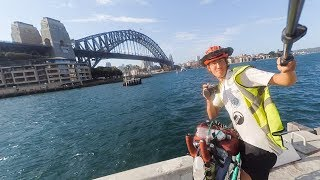 Unicycling 3000 Miles Across Australia in 89 Days!