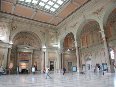 Trieste Italy Train Station Review: Exploring a Gem of a Station