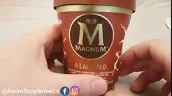 Magnum Almond Ice Cream Tub Review