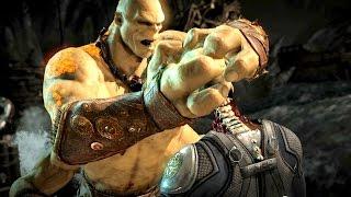Mortal Kombat X GORO PC Gameplay Ultra Settings GTX 970