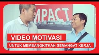 Video Motivasi Jamil Azzaini - VIDEO MOTIVASI UNTUK MEMBANGKITKAN SEMANGAT KERJA